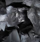 Torn colored paper, texture, background — Stock Photo