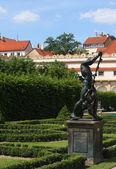 Valdstejnska Zahrada - Senate of Czech Republic — Stock Photo