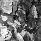 Torn colored paper, texture, background — Foto de Stock
