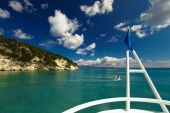 остров закинтос, греция — Стоковое фото