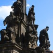 Monument In Prague — Stock Photo #72115591