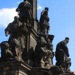 Monument In Prague — Stock Photo #72115591