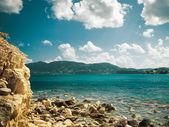 Beautiful island, Zakynthos, Greece. — Stock Photo