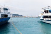 Port, Zakinthos, Greece island. — ストック写真