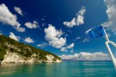 Zakynthos  island, Greece — Stock Photo