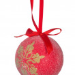 Christmas tree decoration — Stock Photo #55499165
