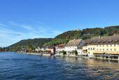 Stein am Rhein, Switzerland — Stock Photo