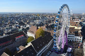 Autumn fair in Basel, Switzerland — 图库照片