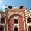 Humayun tomb in New Delhi — Stock Photo #70145055