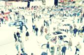 International Geneva car show — Stockfoto