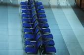 Waiting area — Stock Photo