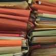Stacked office files — Stock Photo #68322833