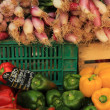 Vegetables at a market stall — Stock Photo #68801419
