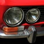 Italian sportcar detail — Stock Photo #72349001