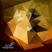 Abstract geometric background for use in design - vector illustration — 图库矢量图片