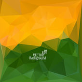 Abstract geometric background for use in design - vector illustration — Vector de stock