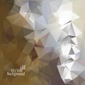 Multicolor Design Templates. Geometric Triangular Abstract Moder — Stock Vector