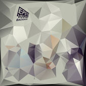 Multicolor Design Templates. Geometric Triangular Abstract Modern Vector Background.  — Wektor stockowy