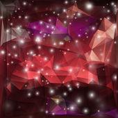 Multicolor formgivningsmallar. geometriska trekantiga abstrakt modern vektor bakgrund. — Stockvektor