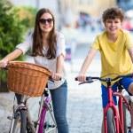 Urban biking — Stock Photo #75237303