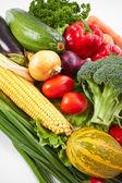 Fresh vegetables — 图库照片
