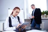 деловые люди — Стоковое фото