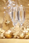 New Year decorations — Stock Photo