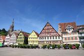 Esslingen am Neckar, Baden Wurttemberg, Germany — Stock Photo