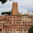 Trajan's Market (Mercati Traianei) in Rome, Italy — Stock Photo #73807843
