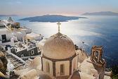 Santorini island,Greece — Stock Photo