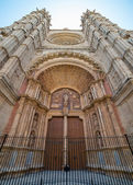 Cathedral Palma — Stock Photo