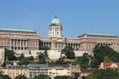 Royal castle Budapest landmark Hungary — Stock Photo
