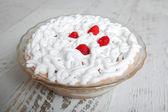 Raspberry cake - sweet delight — Stock Photo