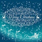 Christmas  Design Element — Vector de stock