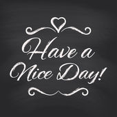 Have a nice day background — Vetorial Stock
