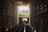 Minimetro Railway Perugia — Stok fotoğraf