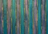 Painted planks, vintage background. — Stock Photo