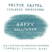 Vector pastel background — Stock Vector