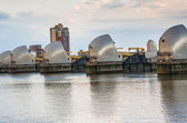 Thames barrier — Stock Photo