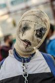Día Mundial del Zombi - Londres 2014 — Foto de Stock