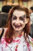 World Zombi day - London 2014 — Stock Photo