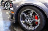 Tyres — Stock Photo
