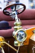 Paraffine oil lamp — Stock Photo