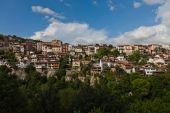 View from town Veliko Tarnovo — Stock Photo