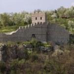 Trapezitsa  Fortress in Veliko Turnovo, Bulgaria — Stock Photo #60190331