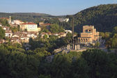 View from town Veliko Tarnovo in Bulgaria — Stock Photo