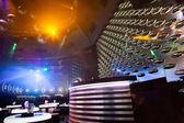 Dance club interior. Bulgaria — Stockfoto
