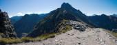 Polish High Tatras mountains — Stock Photo