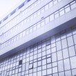Office building with glass windows — Stock Photo #58774497