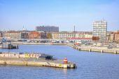 コペンハーゲンの港 — ストック写真